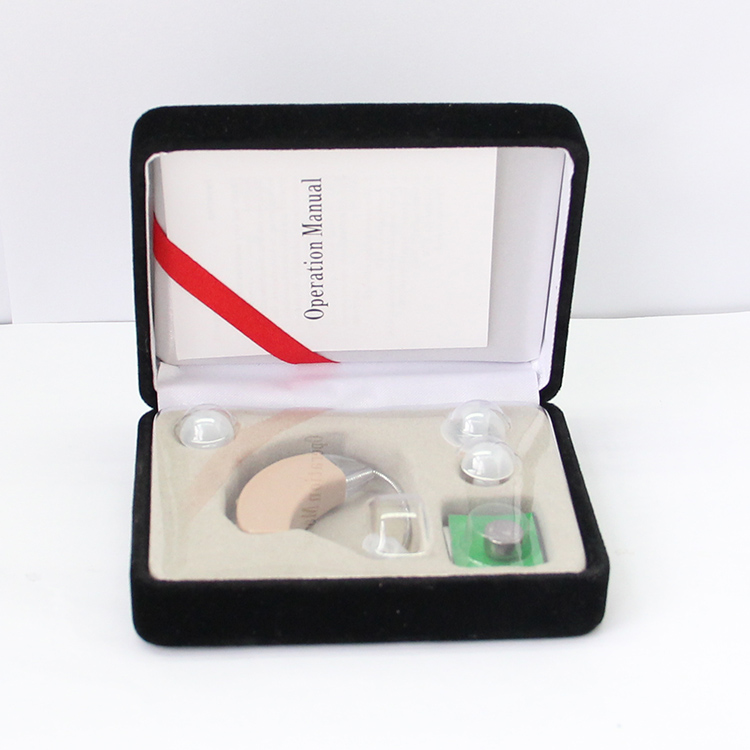 New Hearing Aid Products Behind The Ear Hearing Earphone JH-125