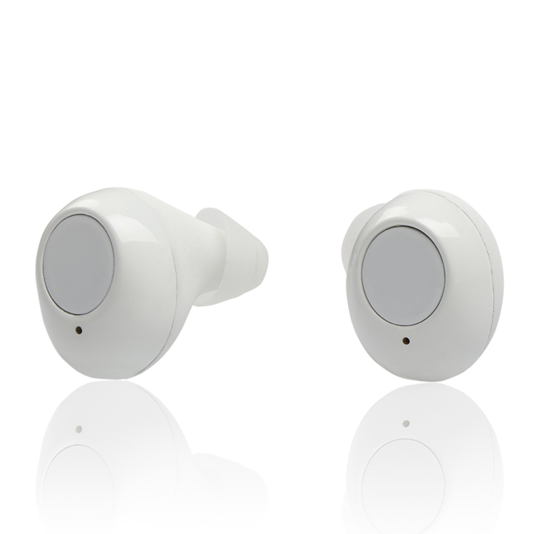 JH-A39 Hearing Amplifier Aid Rechargeable Digital Personal Sound Amplifier Devices ITE for Seniors Inner-Ear Hearing aid